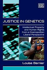 Justice in Genetics af Louise Bernier