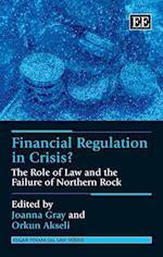 Financial Regulation in Crisis? (Elgar Financial Law Series)