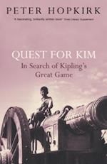 Quest for Kim af Peter Hopkirk