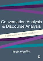 Conversation Analysis and Discourse Analysis