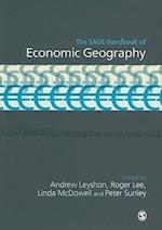 The SAGE Handbook of Economic Geography