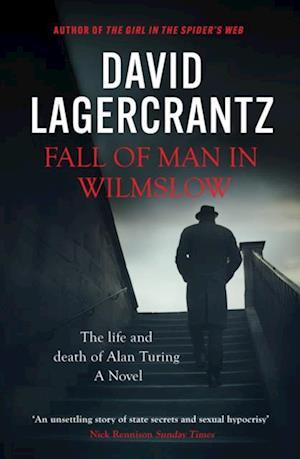 Fall of Man in Wilmslow af David Lagercrantz