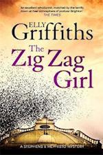 The Zig Zag Girl (Stephens and Mephisto, nr. 1)