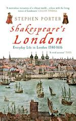 Shakespeare's London af Stephen Porter