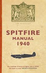 Spitfire Manual 1940 af Dilip Sarkar