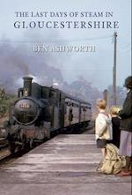 The Last Days of Steam in Gloucestershire (The Last Days of Steam in)