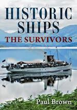 Historic Ships af Paul Brown