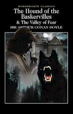 Hound of the Baskervilles & The Valley of Fear (Wordsworth Classics)