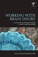 Working with Brain Injury