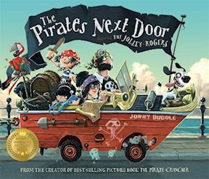 Bog, paperback The Pirates Next Door af Jonny Duddle