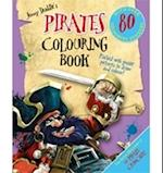 Jonny Duddle's Pirates Colouring Book (Jonny Duddle)