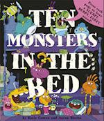 10 Monsters in the Bed af Katie Cotton