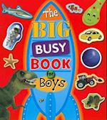 The Big Busy Book for Boys [With Sticker(s) and Stencils]