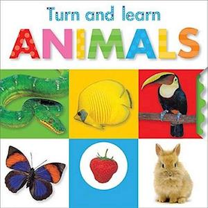 Turn and Learn Animals