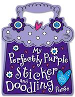 My Perfectly Purple Sticker and Doodling Purse af Make Believe Ideas Ltd