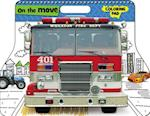 On the Move Coloring Pad