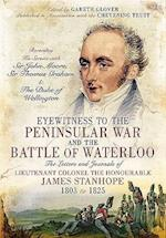 Eyewitness to the Peninsular War and the Battle of Waterloo af Gareth Glover