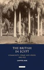 The British in Egypt af Lanver Mak