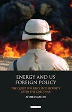 Energy and US Foreign Policy (International Library of Security Studies, nr. 3)