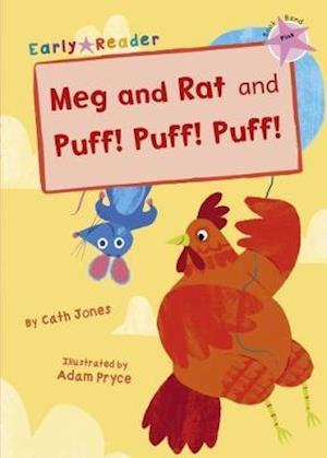 Meg and Rat & Puff! Puff! Puff! (Early Reader)