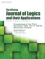 Ifcolog Journal of Logics and their Applications. Proceedings of the Third Workshop. Volume 4, number 3