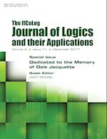 Ifcolog Journal of Logics and their Applications Volume 4, number 11. Dedicated to the Memory of Dale Jacquette