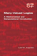Many-Valued Logics: A Mathematical and Computational Introduction