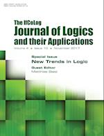 Ifcolog Journal of Logics and their Applications Volume 4, number 10. New Trends in Logic