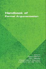 Handbook of Formal Argumentation
