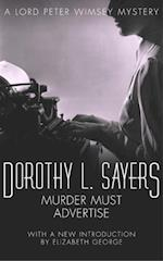 Murder Must Advertise (Lord Peter Wimsey)