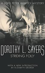 Striding Folly (Lord Peter Wimsey)