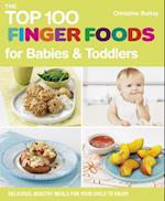 Top 100 Finger Foods for Babies & Toddlers