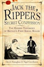 Jack the Ripper's Secret Confession af Nigel Cawthorne, David Monaghan