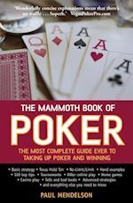Mammoth Book of Poker (Mammoth Books)
