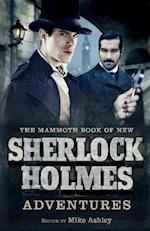 Mammoth Book of New Sherlock Holmes Adventures (Mammoth Books)