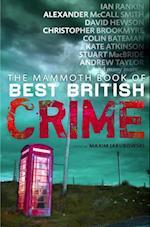 Mammoth Book of Best British Crime 8 (Mammoth Books)