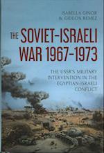 The Soviet-Israeli War, 1969-1973 af Isabella Ginor