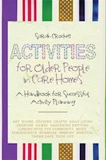 Activities for Older People in Care Homes