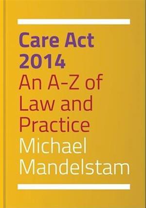 Bog, paperback Care Act 2014 af Michael Mandelstam