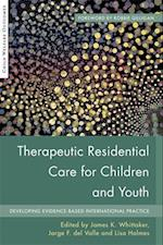 Therapeutic Residential Care for Children and Youth (Child Welfare Outcomes)