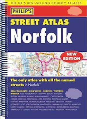 Philip's Street Atlas Norfolk