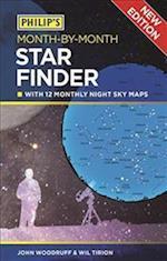 Philip's Month-by-Month Star Finder