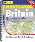Philip's 2019 Navigator Britain Spiral Bound