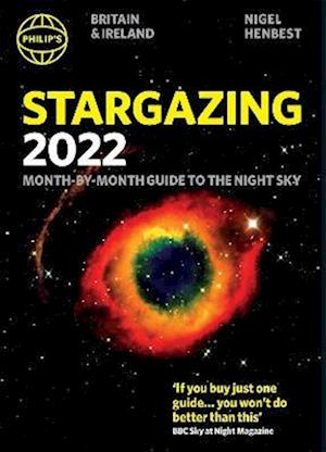 Philip's 2022 Stargazing Month-by-Month Guide to the Night Sky in Britain & Ireland