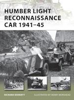 Humber Light Reconnaissance Car 1941-45 (New Vanguard, nr. 177)