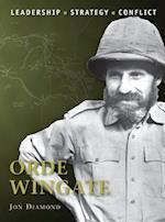 Orde Wingate af Jon Diamond