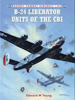 B-24 Liberator Units of the CBI af Mark Styling, Edward M Young, Edward Young