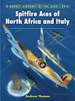 Spitfire Aces of North Africa and Italy af Andrew Thomas, Tony Holmes, Chris Davey