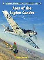 Aces of the Legion Condor af Jim Laurier, Robert Forsyth