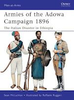 Armies of the Adowa Campaign 1896 (Men-At-Arms Series)